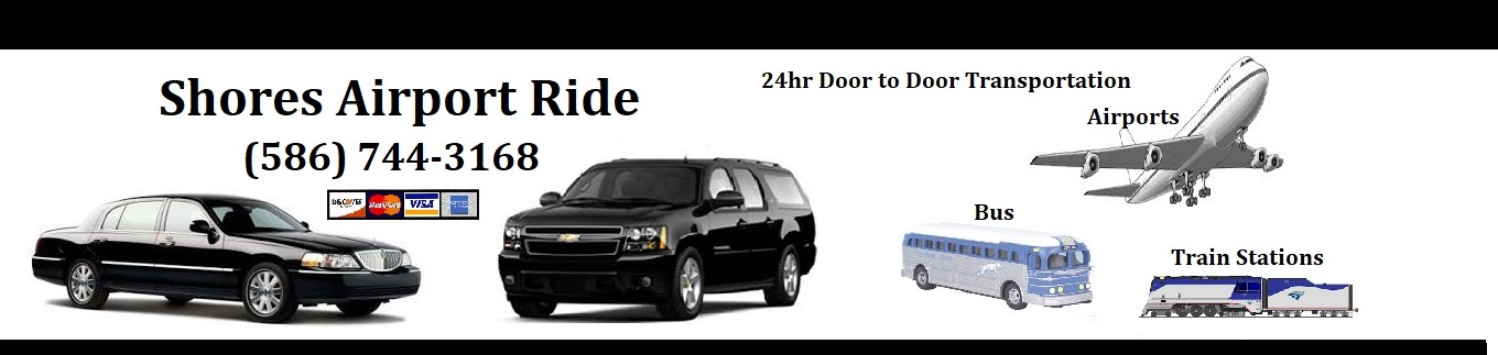 Airport Shuttle Macomb Mi / To DTW Airport   Affordable Airport
